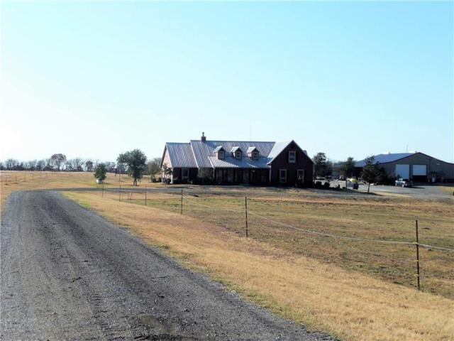 9570 County Road 534, Whitewright, TX 75491 (MLS #13700654) :: Team Hodnett