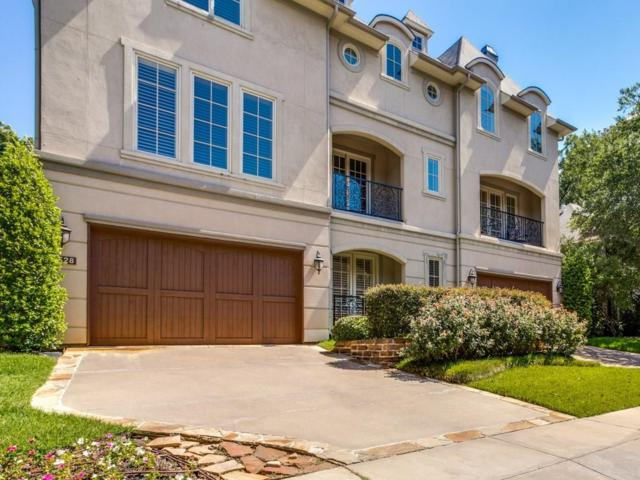 4528 Roland Avenue D, Highland Park, TX 75219 (MLS #13711683) :: Magnolia Realty