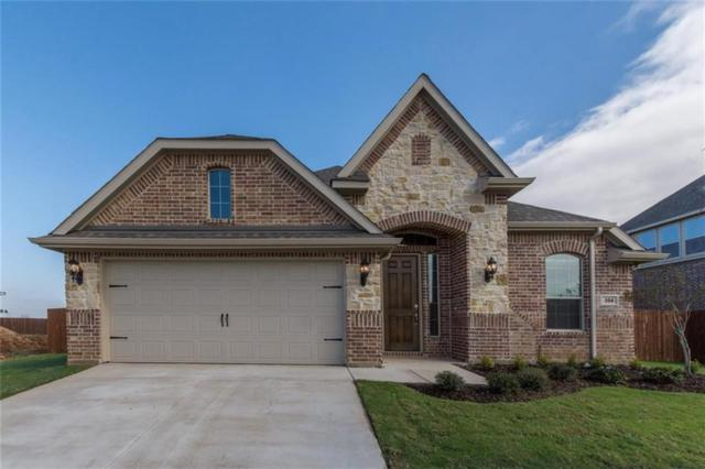 104 Lone Oak Drive, Crowley, TX 76036 (MLS #13727232) :: The Mitchell Group