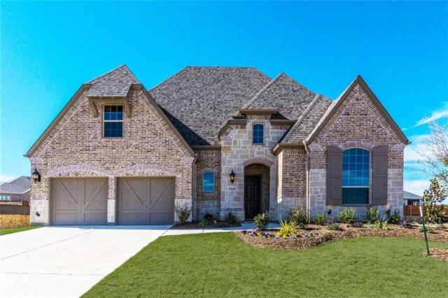 1141 Broadmoor, Roanoke, TX 76262 (MLS #13741157) :: Team Hodnett