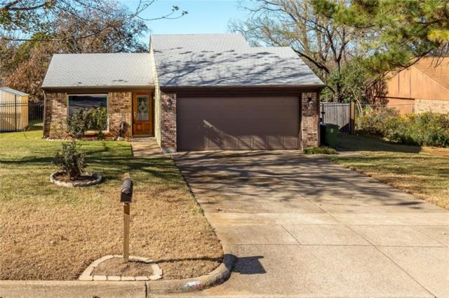 1131 Normandy Drive, Grapevine, TX 76051 (MLS #13742790) :: The Marriott Group