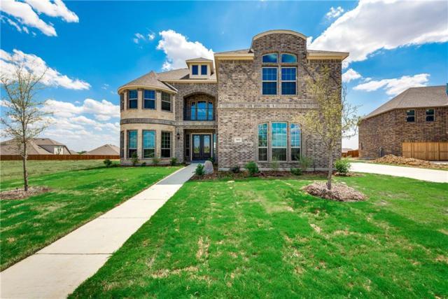 3604 Lakemont Drive, Mansfield, TX 76084 (MLS #13747238) :: The Tierny Jordan Network