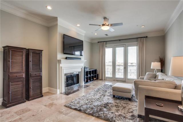 2848 Woodside Street #602, Dallas, TX 75204 (MLS #13760014) :: Magnolia Realty