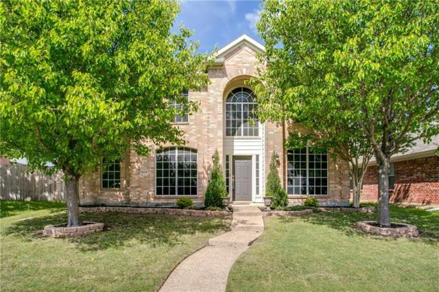 6505 Matson Drive, The Colony, TX 75056 (MLS #13817003) :: Century 21 Judge Fite Company