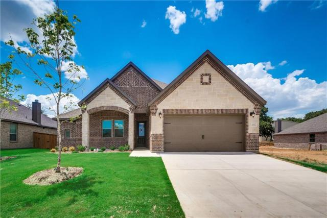 12312 Cedar Knoll Drive, Fort Worth, TX 76028 (MLS #13828870) :: Team Hodnett