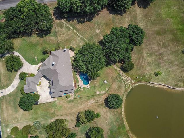 105 Lake Trail Drive, Double Oak, TX 75077 (MLS #13849918) :: Baldree Home Team