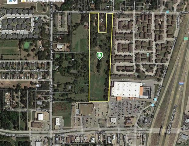 12004 Quail Drive, Balch Springs, TX 75180 (MLS #13857194) :: Real Estate By Design