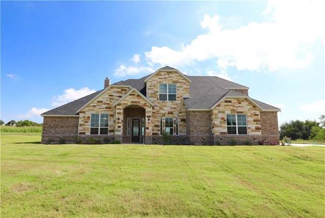 110 Signature Court, Weatherford, TX 76087 (MLS #13860982) :: The Real Estate Station