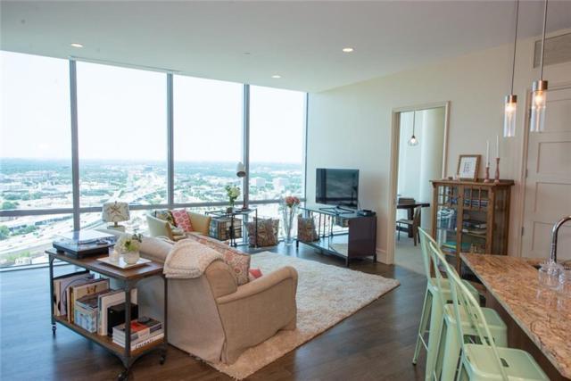 1301 Throckmorton Street #2705, Fort Worth, TX 76102 (MLS #13862863) :: Magnolia Realty