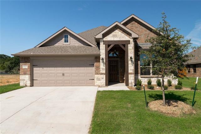 527 Hidden Springs Trail, Azle, TX 76020 (MLS #13866007) :: RE/MAX Landmark