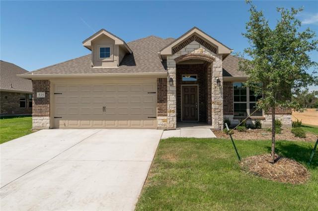 535 Hidden Springs Trail, Azle, TX 76020 (MLS #13866033) :: RE/MAX Landmark