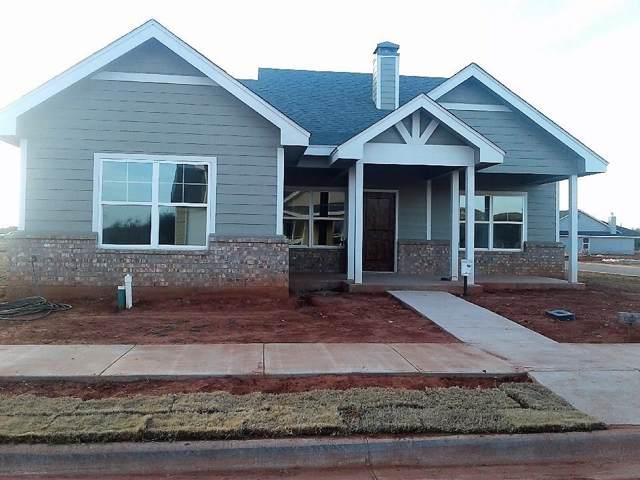 1502 Old Settler's Way, Buffalo Gap, TX 79508 (MLS #13872450) :: HergGroup Dallas-Fort Worth