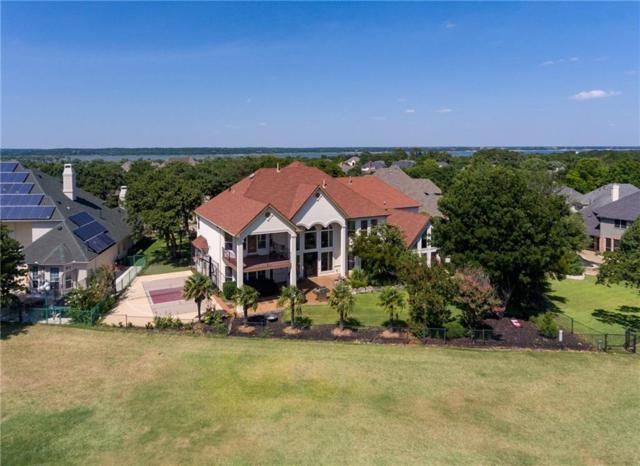 205 Ridge View Lane, Trophy Club, TX 76262 (MLS #13881136) :: Frankie Arthur Real Estate