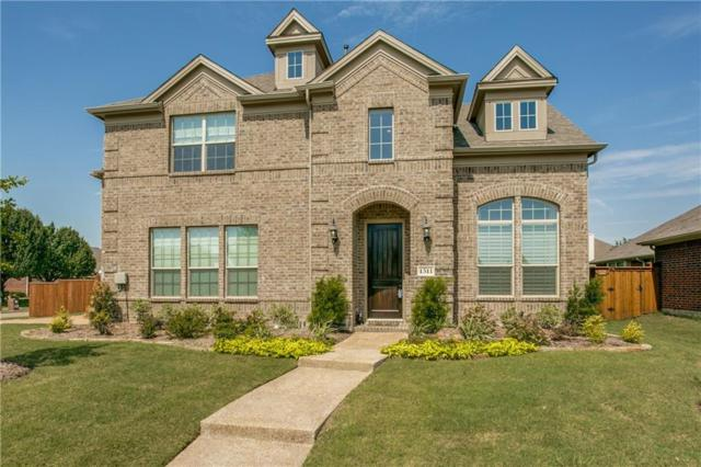 1511 Lewis Drive, Wylie, TX 75098 (MLS #13881385) :: RE/MAX Landmark