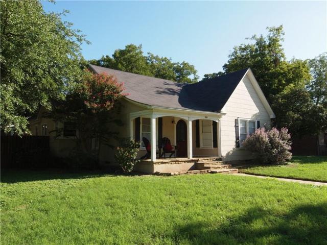 1001 Third Street, Graham, TX 76450 (MLS #13883789) :: North Texas Team | RE/MAX Advantage