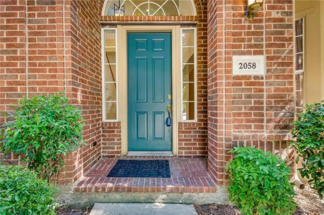 2058 Wimbledon Drive, Allen, TX 75013 (MLS #13898422) :: Magnolia Realty