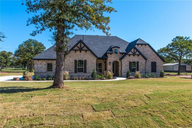 120 Mission Oak Trail, Decatur, TX 76234 (MLS #13909503) :: RE/MAX Town & Country