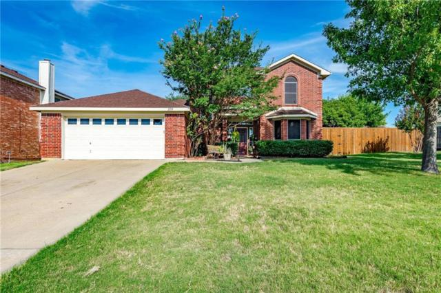 2719 Jennie Wells Drive, Mansfield, TX 76063 (MLS #13909872) :: RE/MAX Pinnacle Group REALTORS