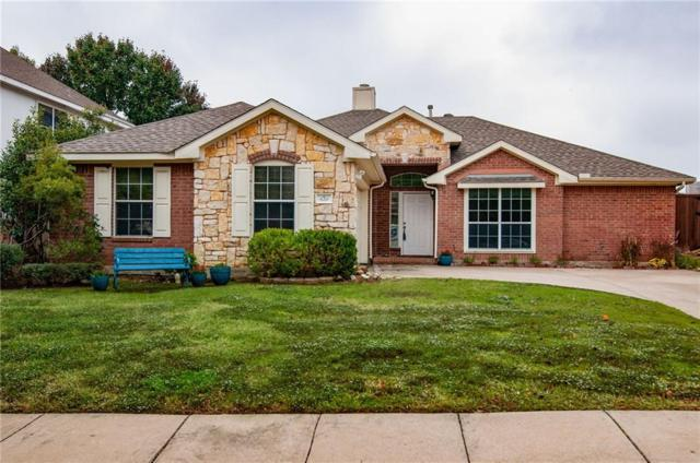620 Cedarwood Drive, Keller, TX 76248 (MLS #13926156) :: RE/MAX Town & Country