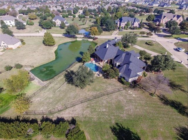 4309 Glen Meadows Drive, Parker, TX 75002 (MLS #13936347) :: Real Estate By Design