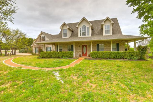 2034 County Road 2021, Glen Rose, TX 76043 (MLS #13946515) :: RE/MAX Town & Country