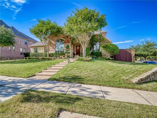 2328 Maidens Castle Drive, Lewisville, TX 75056 (MLS #13950455) :: The Chad Smith Team