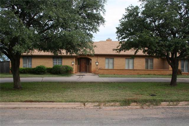 1724 21st Street, Anson, TX 79501 (MLS #13956248) :: Real Estate By Design