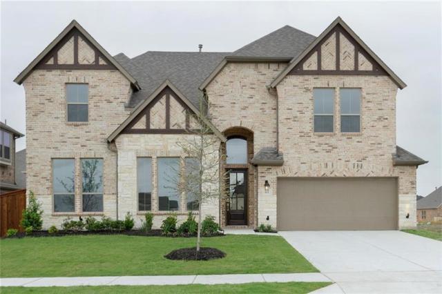 811 Orchard Drive, Prosper, TX 75078 (MLS #13966964) :: Real Estate By Design