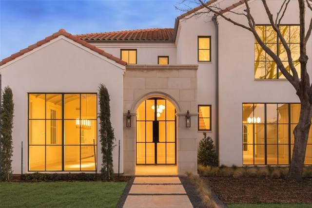 6404 Lavendale Avenue, Dallas, TX 75230 (MLS #13970797) :: Robbins Real Estate Group