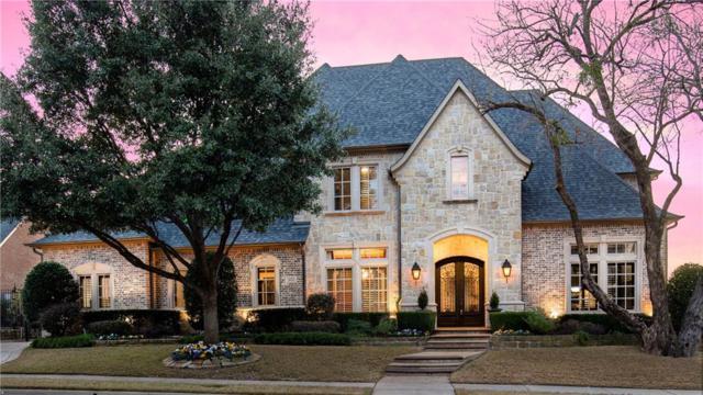 6283 Bristol Place, Frisco, TX 75034 (MLS #13977886) :: RE/MAX Landmark