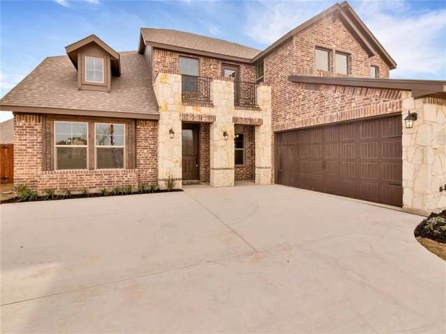 606 Lonesome Dove Drive, Midlothian, TX 76065 (MLS #13980742) :: Lynn Wilson with Keller Williams DFW/Southlake