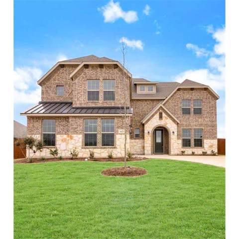 5613 Montana Drive, Midlothian, TX 76065 (MLS #13983115) :: Century 21 Judge Fite Company