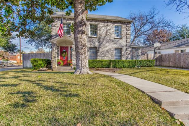 3201 Greene Avenue, Fort Worth, TX 76109 (MLS #13992566) :: The Good Home Team