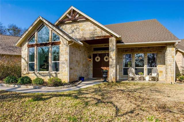 111 Driftwood Ranch Trail, Weatherford, TX 76087 (MLS #14003306) :: The Mitchell Group