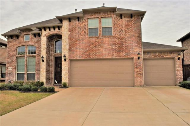 1339 Polo Heights Drive, Frisco, TX 75033 (MLS #14004876) :: RE/MAX Town & Country