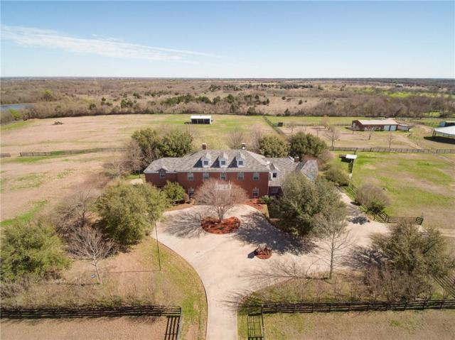 2201 E Fm 813, Ennis, TX 75119 (MLS #14009448) :: RE/MAX Town & Country