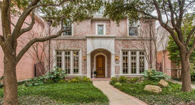 12131 Lueders Lane, Dallas, TX 75230 (MLS #14013480) :: RE/MAX Town & Country