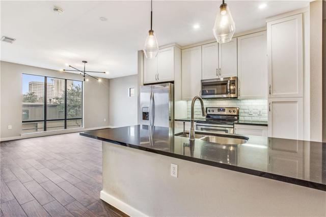 5609 Smu Boulevard #211, Dallas, TX 75206 (MLS #14016089) :: Van Poole Properties Group