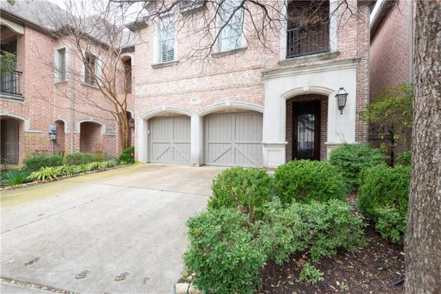7323 Hill Forest Drive, Dallas, TX 75230 (MLS #14018368) :: Robbins Real Estate Group