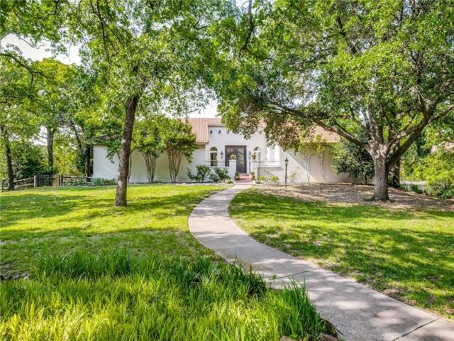 512 Wagonwheel Court, Colleyville, TX 76034 (MLS #14029631) :: The Tierny Jordan Network