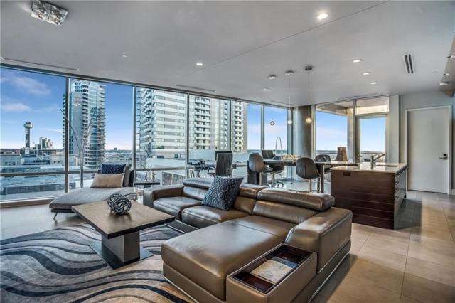 2408 Victory Park Lane #933, Dallas, TX 75219 (MLS #14047102) :: Van Poole Properties Group