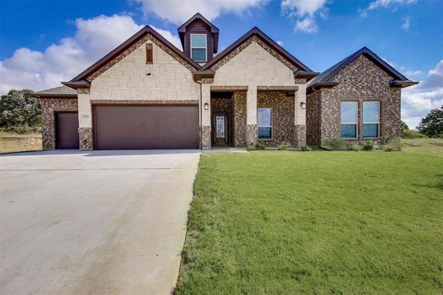 2505 Bunker Hill Drive, Burleson, TX 76028 (MLS #14048814) :: The Chad Smith Team