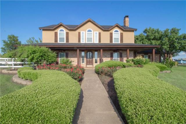 2227 White Lane, Haslet, TX 76052 (MLS #14050838) :: The Heyl Group at Keller Williams