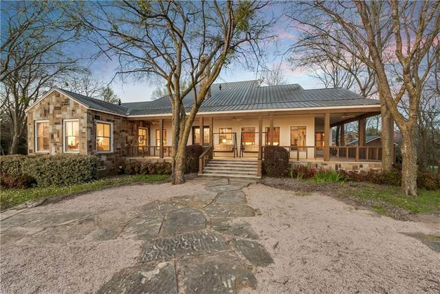 145 Bella Vista Lane, Kerens, TX 75144 (MLS #14053005) :: Team Hodnett