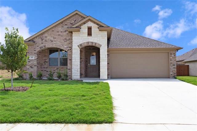 15 Mockingbird, Sanger, TX 76266 (MLS #14062793) :: The Mitchell Group