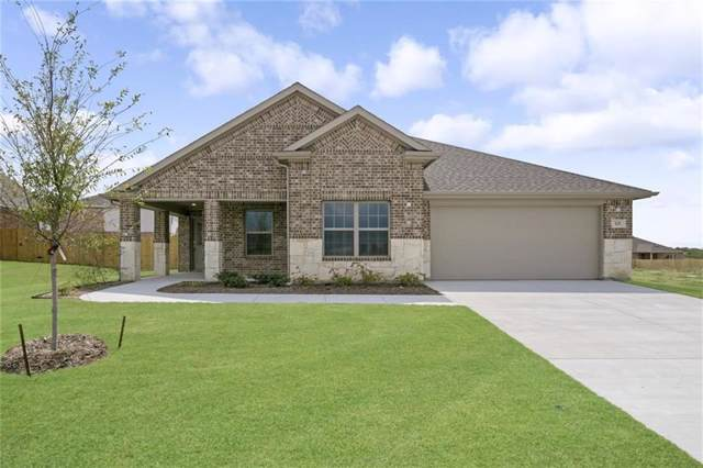 115 Creekside, Sanger, TX 76266 (MLS #14062804) :: The Mitchell Group