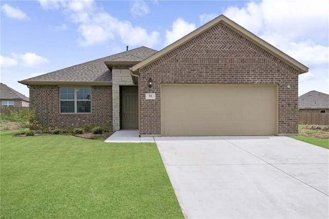 31 Mockingbird, Sanger, TX 76266 (MLS #14062808) :: The Mitchell Group