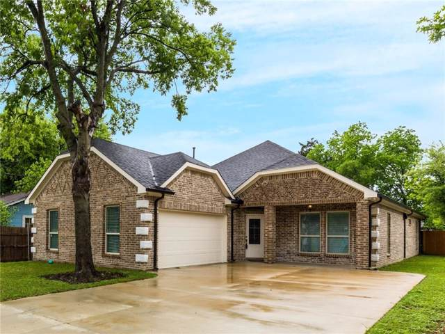 446 Delaware Street, Dallas, TX 75208 (MLS #14071496) :: The Good Home Team
