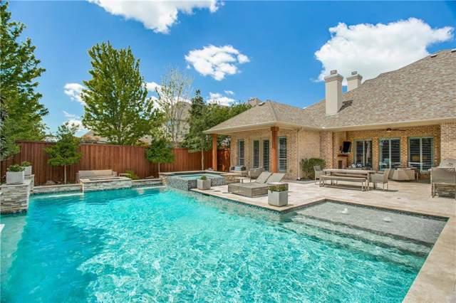 4389 Castle Bank Lane, Frisco, TX 75033 (MLS #14072435) :: Frankie Arthur Real Estate