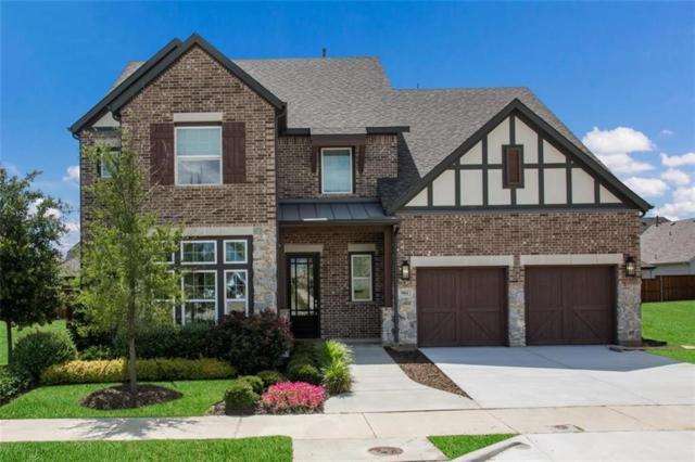 904 Devonshire Drive, Allen, TX 75002 (MLS #14076478) :: The Hornburg Real Estate Group